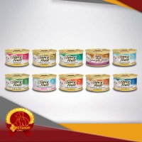 Cat Food / Makanan Kucing Basah - Fancy Feast 85gr (All Varian)