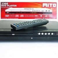 WS DVD Player + USB Body Besi Mito