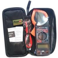 Pocket Size Digital Multimeter - Digital Clamp Meter - Tang Ampere