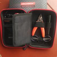 diy mini kit coilmaster authentic not mod vape/rda/batre