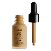 Alas Bedak Liquid NYX TOTAL CONTROL DROP FOUNDATION Asli Original