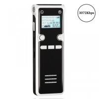 SK303 Perekam Suara Digital Super Slim Voice Recorder HD Alloy - 8GB