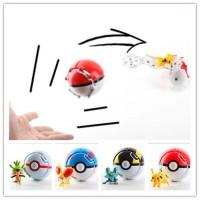 pokeball figure pokemon charizard boneka pokemon impor mainan pokemon