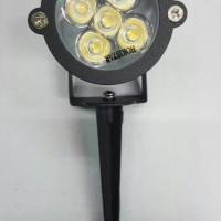 lampu garden taman led 5w 5 w 5watt 5 watt