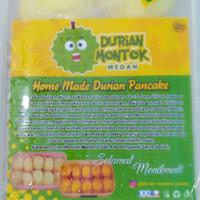 Pancake durian montok asli medan - sidikalang