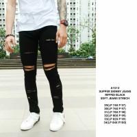 Ripped Jeans/Skinny Jeans /Jeans Premium /Celana Jeans Pria Premium