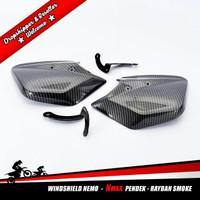 Handguard Cover Pelindung stang nemo yamaha nmax carbon