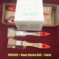 KUAS ETERNA 633 - 1 Inchi KUAS CAT - 7050101