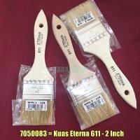 KUAS ETERNA 611 - 2 Inchi KUAS CAT - 7050083