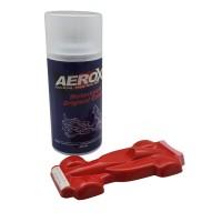 Cat Semprot Aerosol AEROX 800 - Paket TC& UC KW PASSION RED