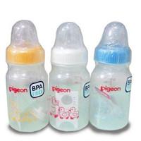 BABY Pigeon Botol Susu Standard 120ml / Botol Susu Pigeon / Botol Susu