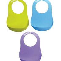 BABY BABY SAFE SLABER / FOLDABLE BIB / SLABER PLASTIK