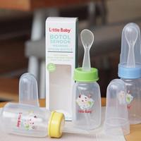 BABY LITTLE BABY BOTOL SENDOK (KODE 0112) 120 ML / BOTOL SENDOK BAYI