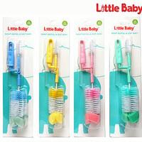 BABY LITTLE BABY SIKAT BOTOL ISI 2 / SIKAT BOTOL SUSU BAYI