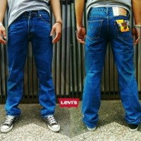 celana jeans levis basic pria