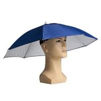 Payung Topi / Topi Payung / Payung Kepala diameter 60cm 60 cm camping