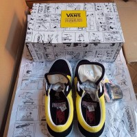 Sepatu VANS Old Skool Peanuts Waffle icc Size 40-44 #sepatupria#casual