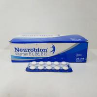 Neurobion Biru 10's