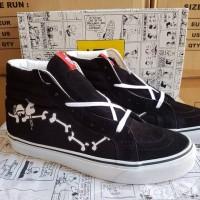 Sepatu VANS Sk8hi X peanuts Size 40-44 Man #pria #terbaru #casual#vans