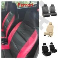 SEAT COVER / SARUNG JOK MOBIL BAHAN FERRARI GRAD ALL NEW AVANZA /XENIA
