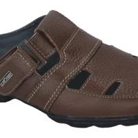 Catenzo Sandal Pria Kulit Berkualitas - Catenzo RD 412