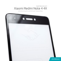 VEVORIUM ZEN 5D Full Tempered Glass Xiaomi Redmi Note 4 4X SNAPDRAGON