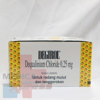 Degirol tablet