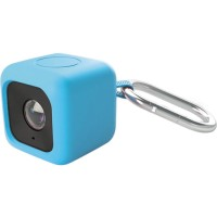 (Murah) Polaroid Bumper Case for CUBE Action Camera (Black, Blue, Red)