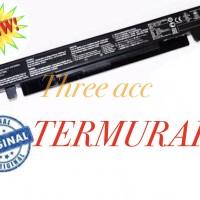 BATRE BATTERY ORIGINAL ASUS X450 X450C X450V X452 A41-X550 A41-X550A