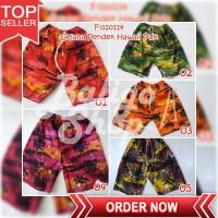 Celana Hawaii Pendek Pdk   Oleh Oleh Khas Bali