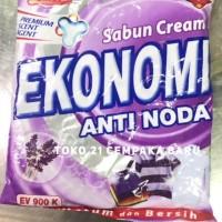 Sabun Cream Ekonomi LAVENDER EV900K | Sabun Krim Colek UNGU EV 900 K