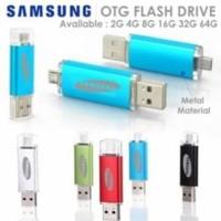Flashdisk Samsung OTG 4GB / Flash Disk / Flash Drive SAMSUNG OTG 4GB