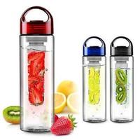 TRITAN Infused Water Bottle - ReadyStok!