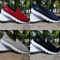 Sepatu Skechers For Man Size 39-44 pria terbaru Slip On casual