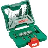 Alat Perkakas Bosch 33-piece X-Line Set Mata Bor + Mata Obeng Variasi