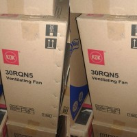 KDK Exhaust Fan Dinding 12 Inch 30RQN / 30-RQN