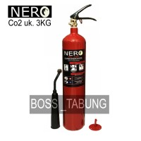 NERO CO2 carbondioxide apar murah / tabung pemadam api / alat pemadam