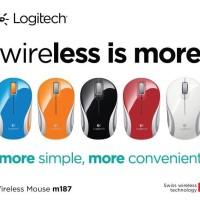 (Diskon) Logitech M187 wireless mouse