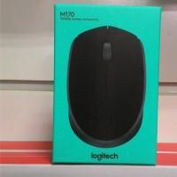 (Diskon) Mouse Wireless Logitech M170 Original