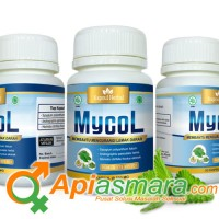 Obat Herbal Mengobati Menurunkan & Menetralkan Kadar Kolesterol MYCOL