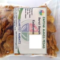 250gr Emping Rasa Manis Pedas - Vegan
