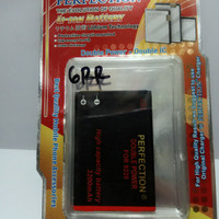 baterai batt batre double power vizz blackberry bb js1 js1 davis