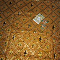 Kain Batik Sidomukti Keemasan Seserahan Manten Bawahan Kebaya Grosir