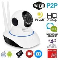 Wireless IP Camera/Baby Cam//Baby Monitor/cctv wireless 2antena #CB022
