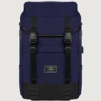 Tas Ransel Laptop 17 inch Daily Backpack - Esgotado Mochilo Novo Black