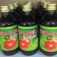 Cuka apel batu