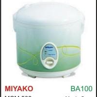 Magic Com Miyako MCM-508 Kapasitas 1.8 liter. Baru & Bergaransi Resmi
