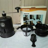 starcam destec manual coffe grinder/alat giling biji kopi starcam _nh