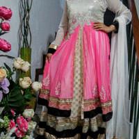 Baju India Dress Pesta