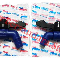 Kran Air PVC AMICO 1/2